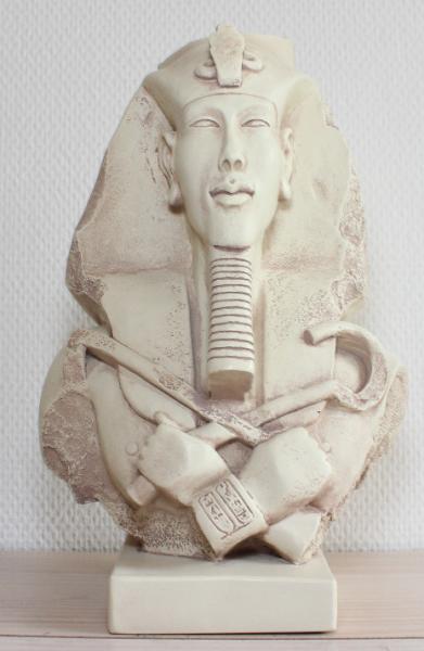 Bilde av Byste av Akhenaton