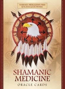 Bilde av Shamanic Medicine Oracle