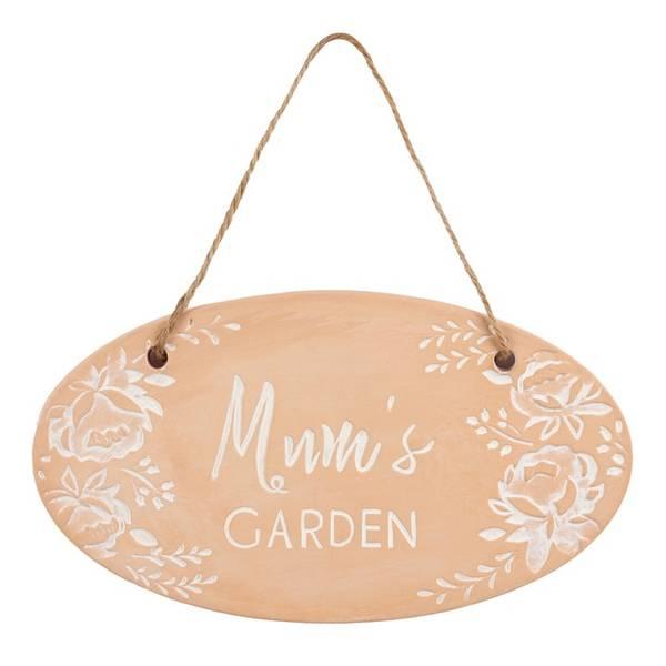 Bilde av Mums Garden Skilt