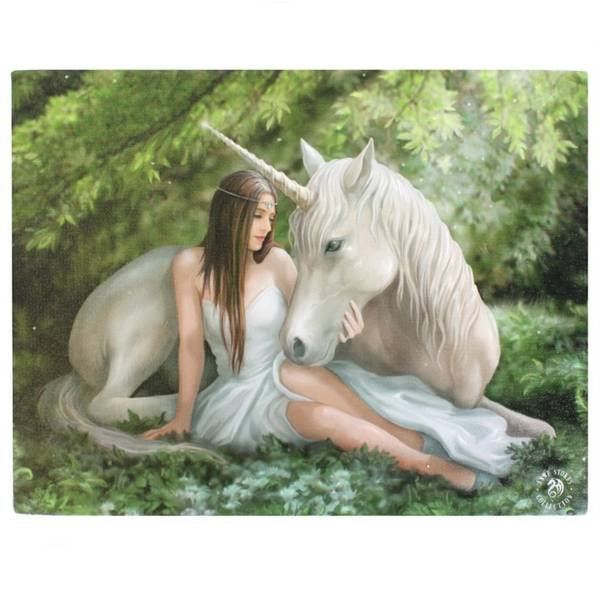 Bilde av Pure Heart Canvas Bilde