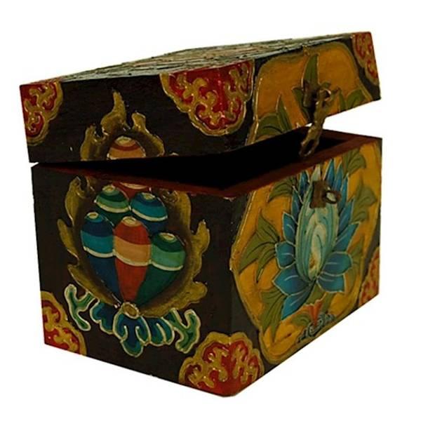 Bilde av Tibetansk håndmalt