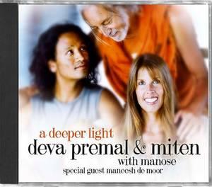 Bilde av Deva Premal & Miten: A DEEPER