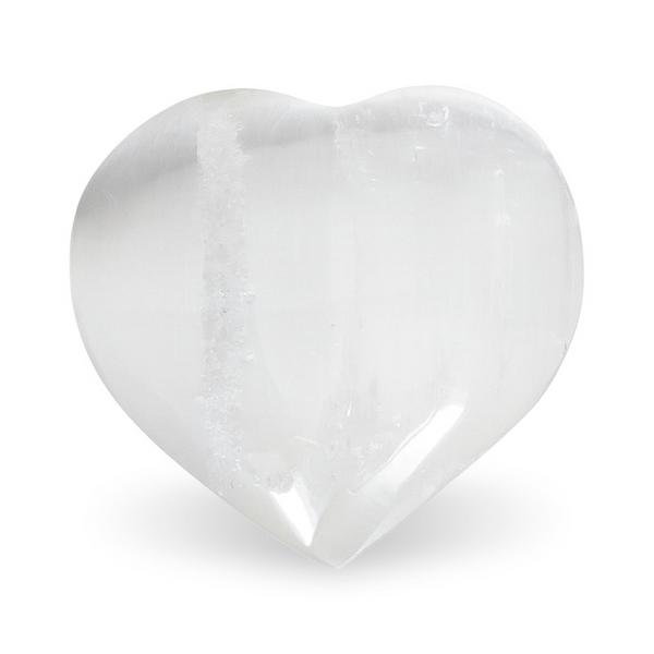 Bilde av Selenitt Hjertesten