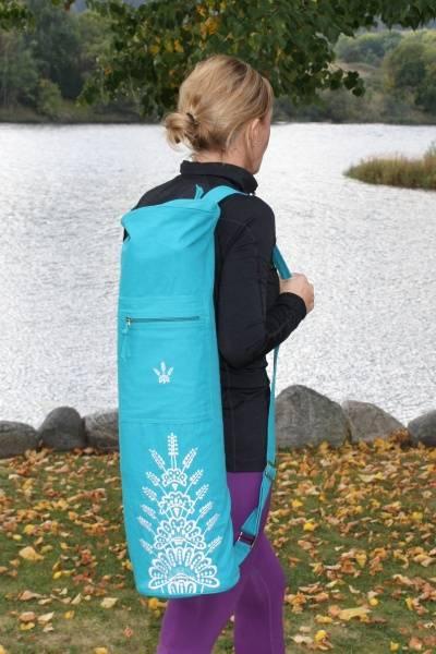 Bilde av Sylinder Yogabag - Sideåpning