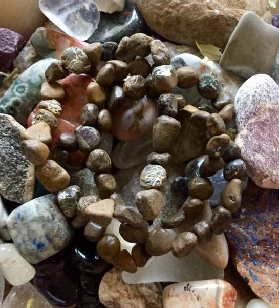 Bilde av Armbånd Opal Boulder Nuggets