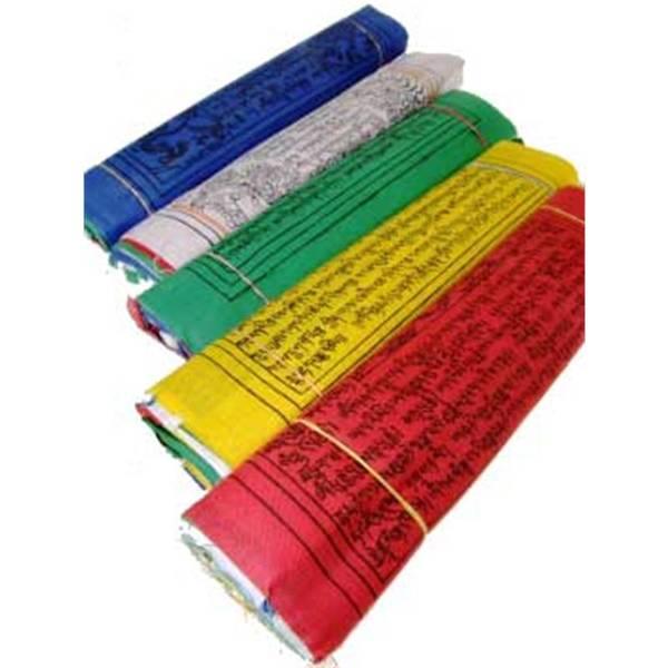 Bilde av Bønneflagg Tibetanske