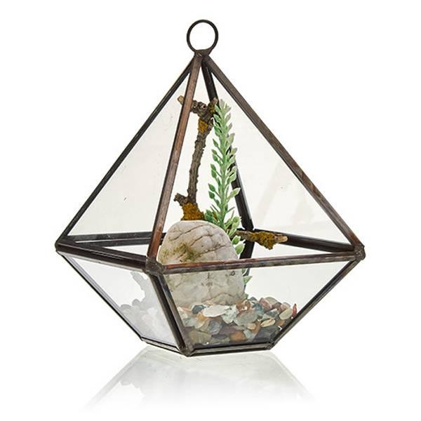 Bilde av Glass Pyramide Liten