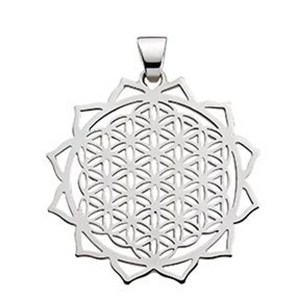 Bilde av Lotus Sølvsmykke