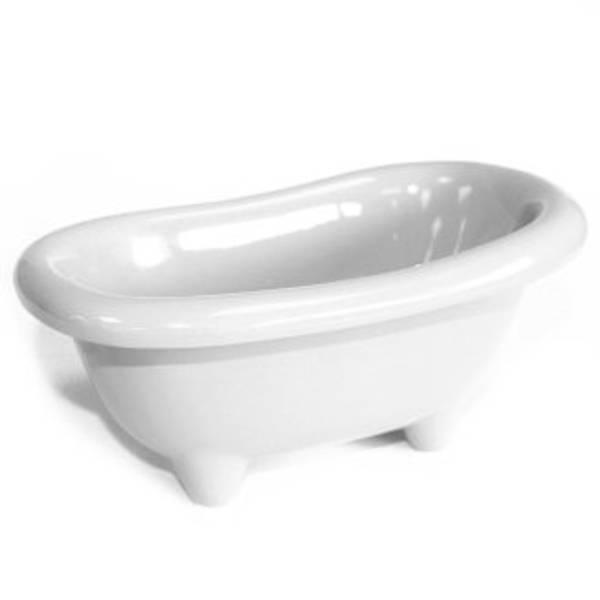 Bilde av Keramisk mini badekar
