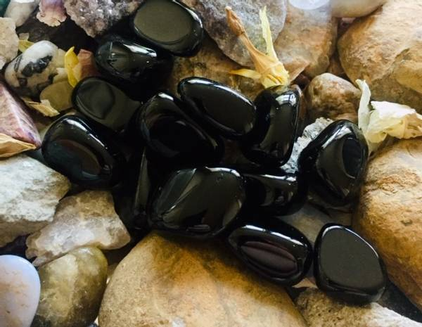 Bilde av Obsidian Sort