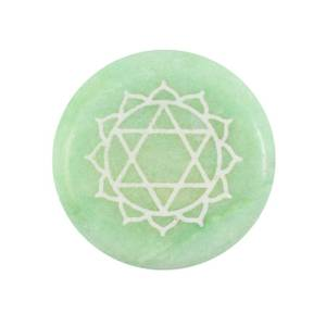 Bilde av Hjerte Chakra Meditasjonssten