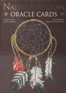 Bilde av Native American Oracle Cards