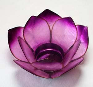 Bilde av Lotus Lys Lavender