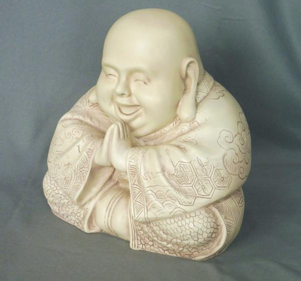 Bilde av Happy Buddha Namaste 20 cm