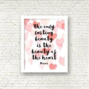 Bilde av Beauty of the heart -
