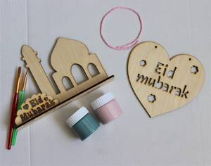 Bilde av Eid Mubarak DIY