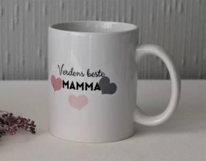 Bilde av Verdens Beste Mamma - Kopp