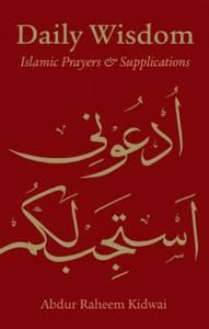 Bilde av DAILY WISDOM: ISLAMIC PRAYERS