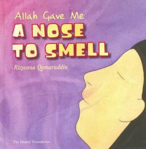 Bilde av Allah gave me a nose to smell