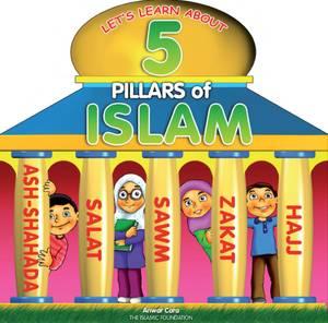 Bilde av Five pillars of Islam