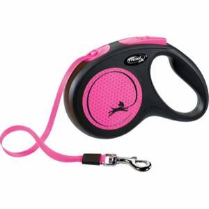 Bilde av Flexi New Neon - Rosa (Tape 0-25kg)