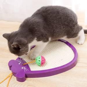 Bilde av Museformet klorebrett til katt