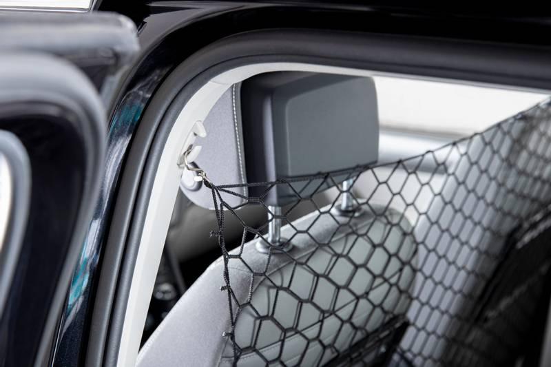 Avsperringsnett til bil