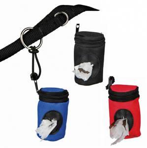 Bilde av Hundeposeholder i tekstil