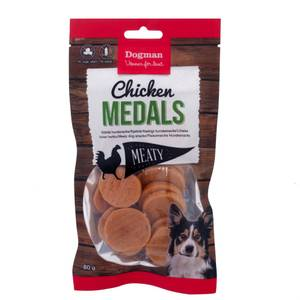 Bilde av Chicken Medals - hundegodbiter med kylling