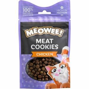 Bilde av Meowee kattegodbit - crunchy kylling