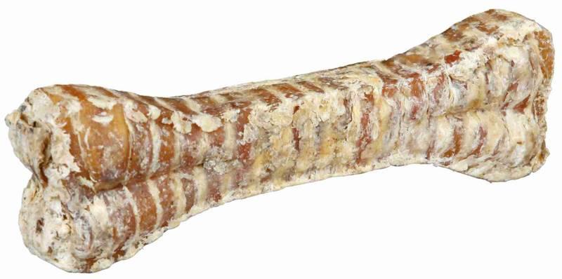 Tyggebein av oksestrupe 15cm