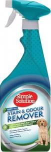 Bilde av Simple Solution flekk og luktfjerner - Rainforest