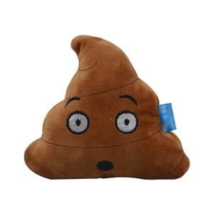Bilde av Poop plysjleke til hund - overrasket