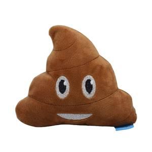 Bilde av Poop plysjleke til hund - smil