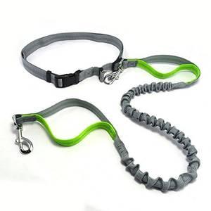 Bilde av Neon solid joggebelte + lenke med antisjokk