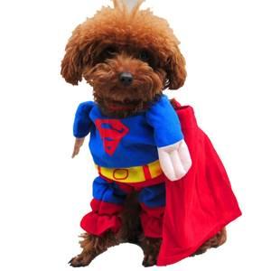 Bilde av Kostyme til hund: Supermann