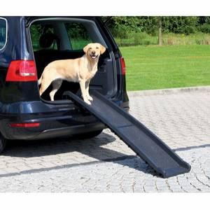 Bilde av Foldbar hunderampe til bil