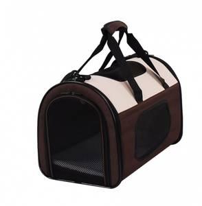 Bilde av Brun reisebag til katt og liten hund