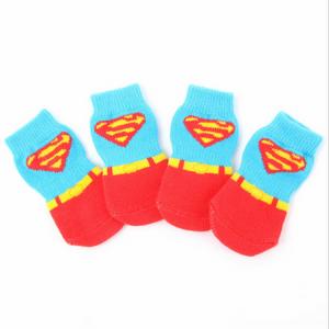 Bilde av Supermann hundesokker