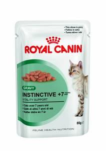 Bilde av Royal Canin Instinctive + 7  Gravy, 12 x 85g