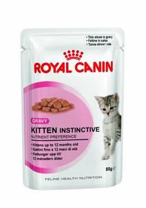 Bilde av Royal Canin Kitten Gravy, 12 x 85g