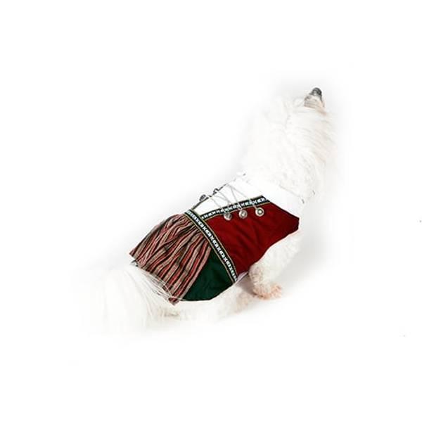 Bunad til hund - tispe