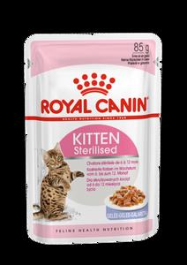 Bilde av Royal Canin Kitten Sterilised Jelly, 12 x 85g