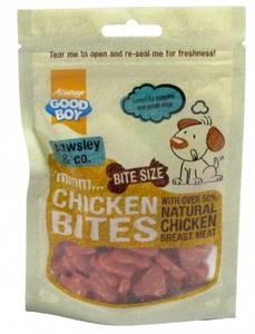 Bilde av Chicken Bites med 50% kylling