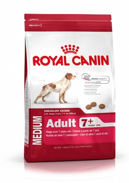 Royal Canin Medium Adult 7 +