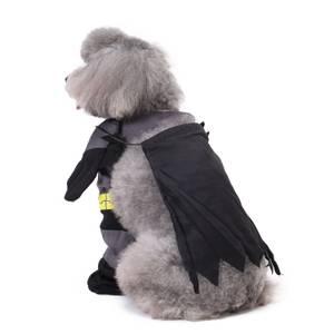 Bilde av Kostyme til hund: Batman