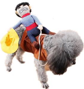 Bilde av Cowboy hundekostyme