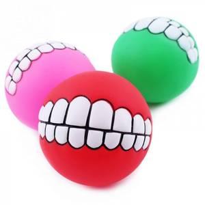 Bilde av Fargerik ball med tenner