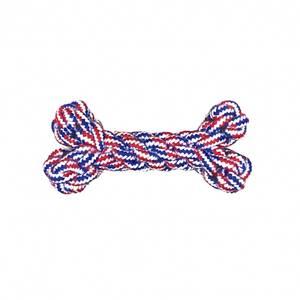 Bilde av Tauleke med enkel knute  i norske farger