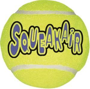 Bilde av M Kong Squeaky tennisball 3pk